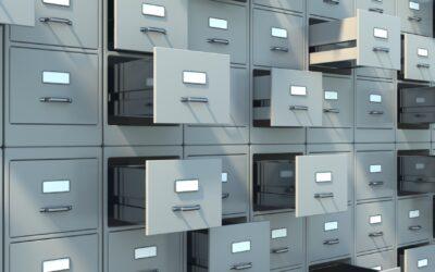 Gestión de Instrumentos de Control Archivístico